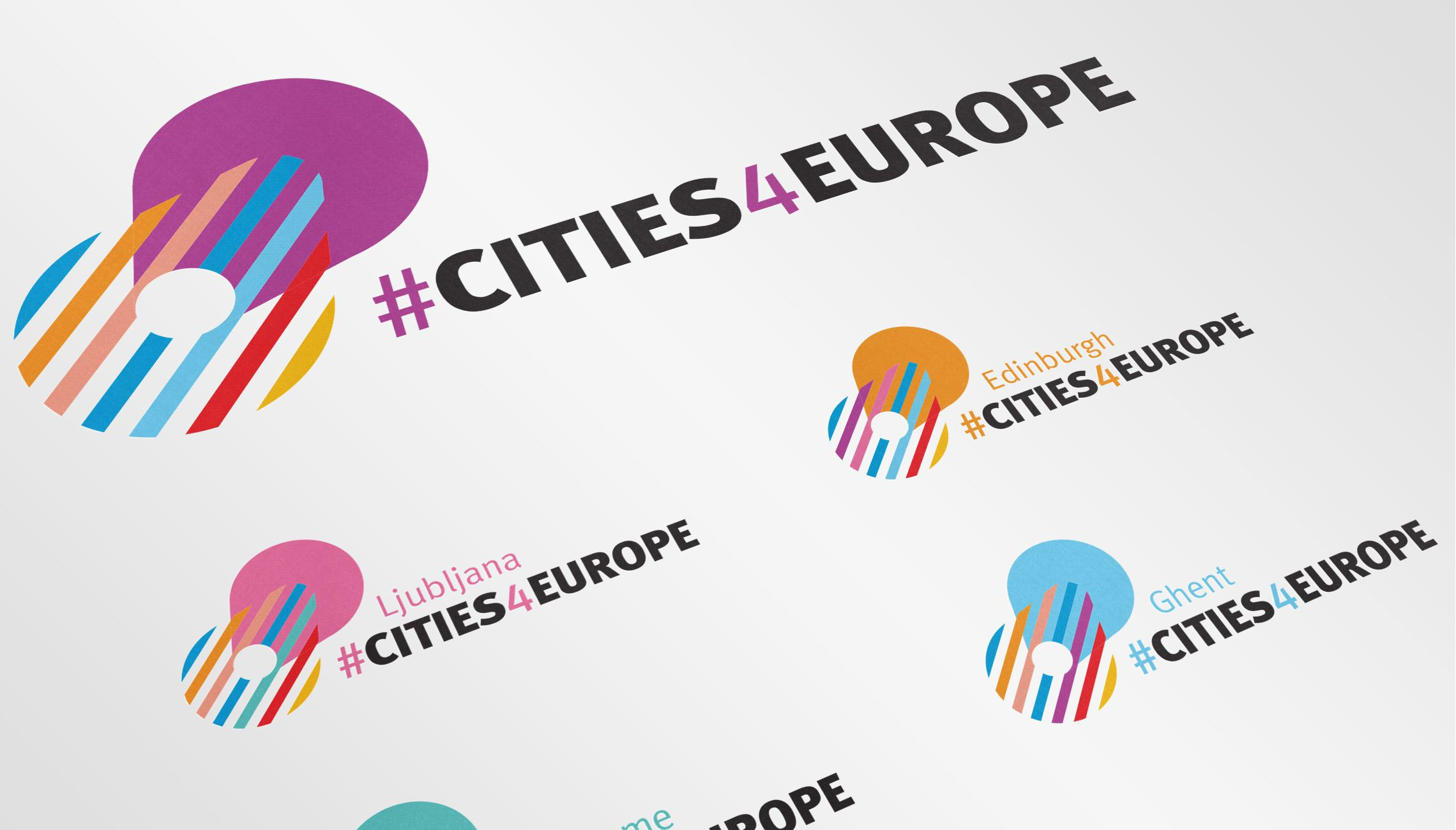 identity: Cities4Europe - image 1