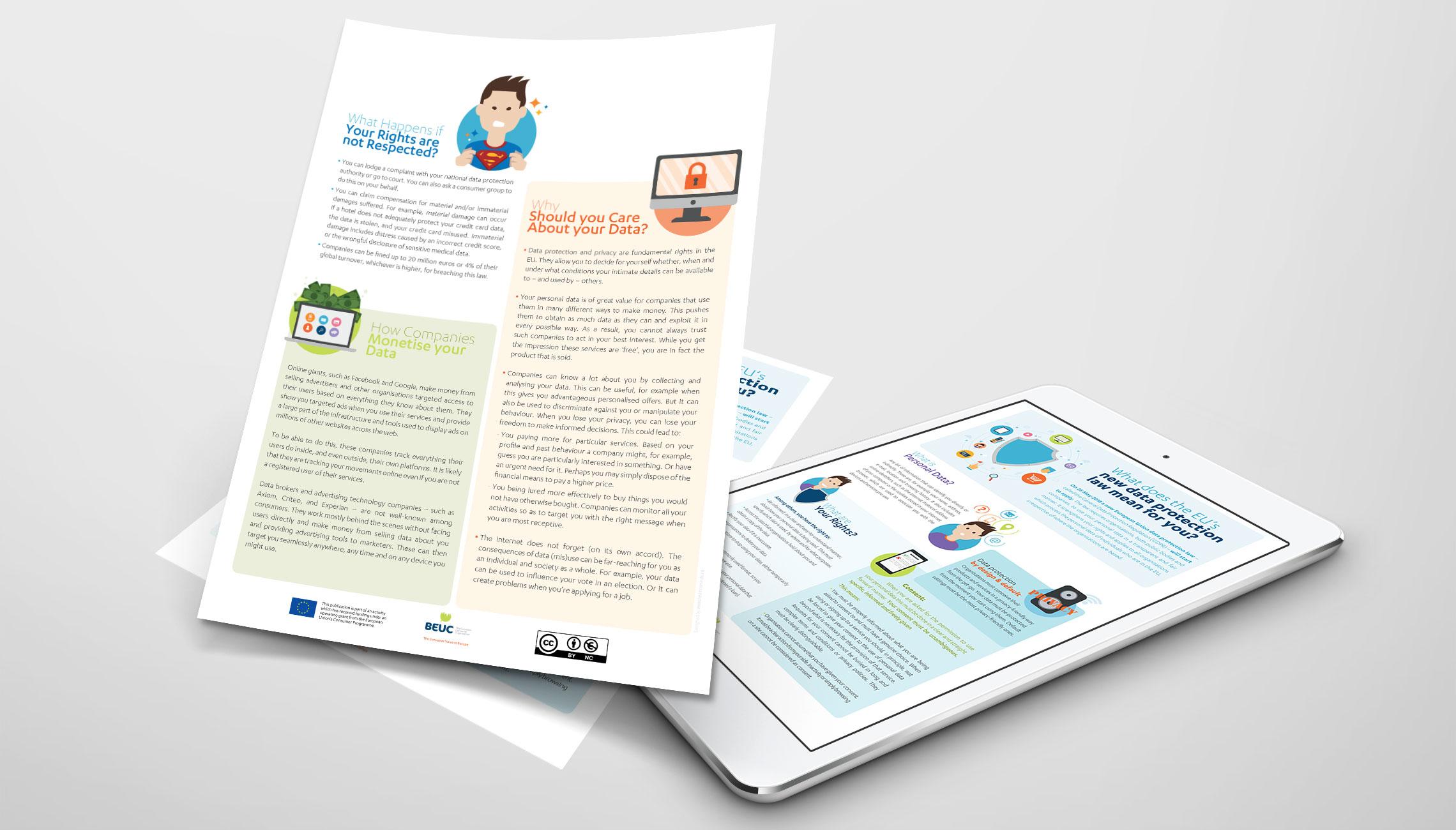 campaign: BEUC mini-campaign on the basics of GDPR  - image 2
