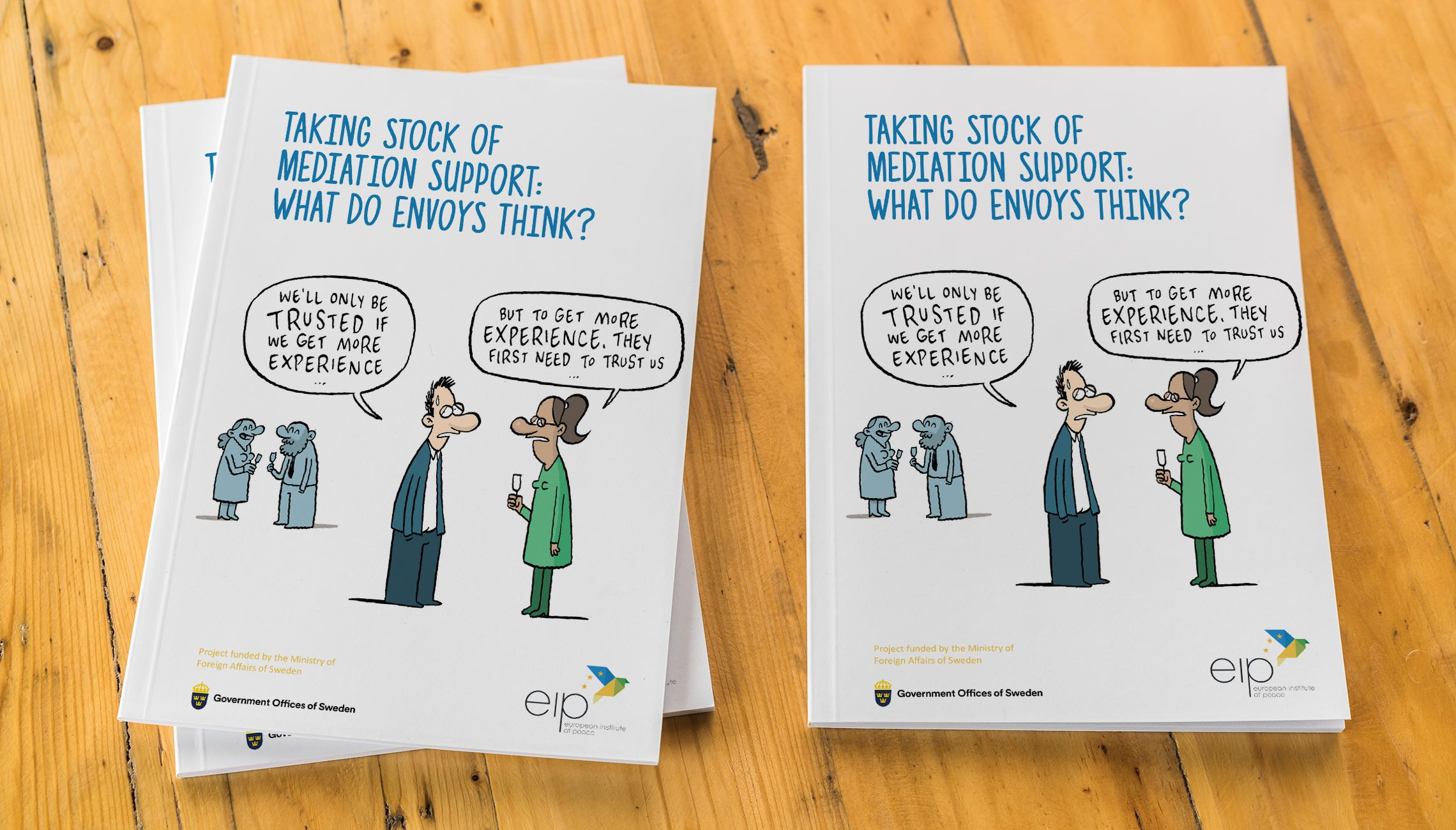 publication: Mediation support toolkit - image 1