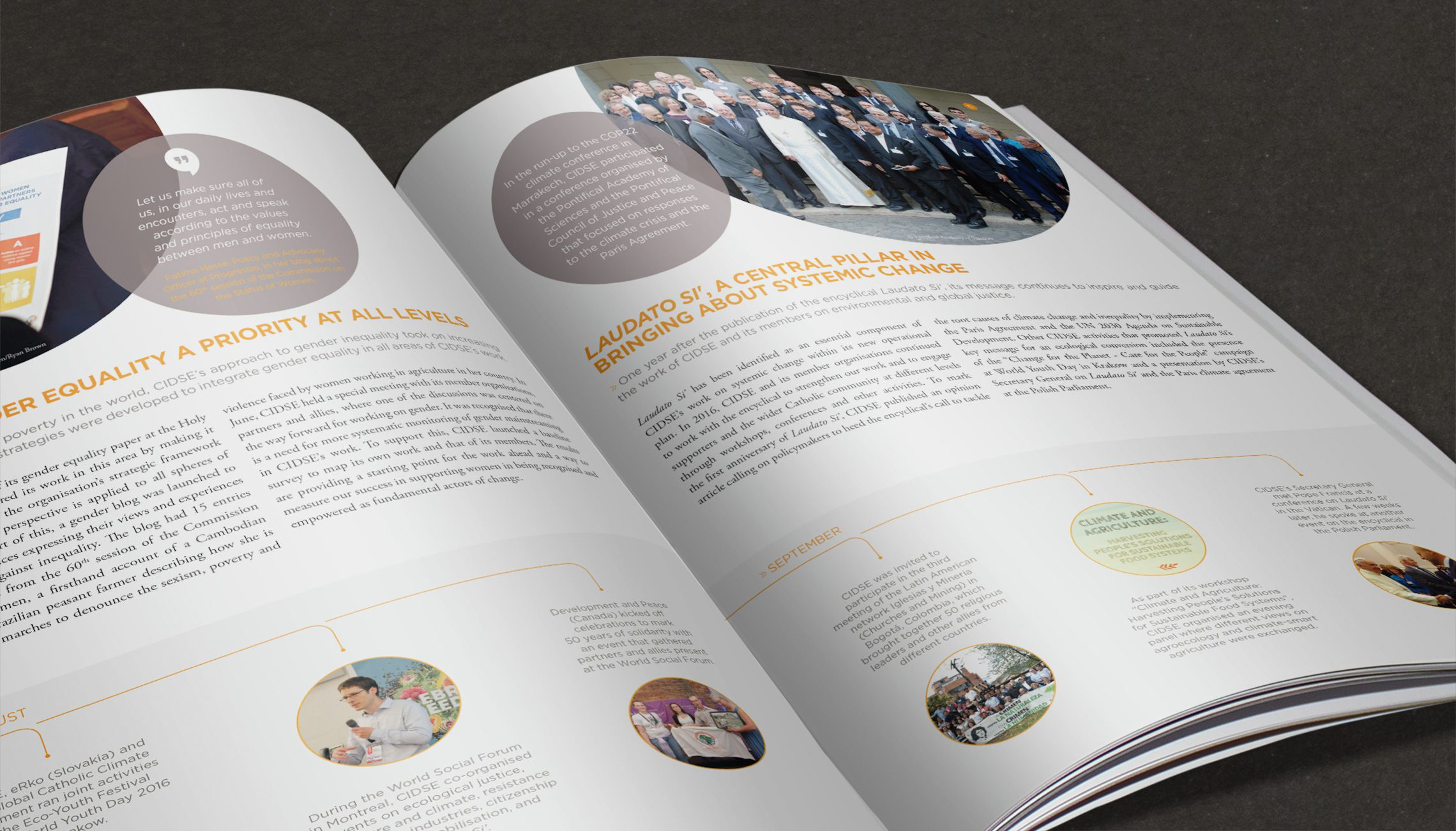 publication: CIDSE Annual report - image 2
