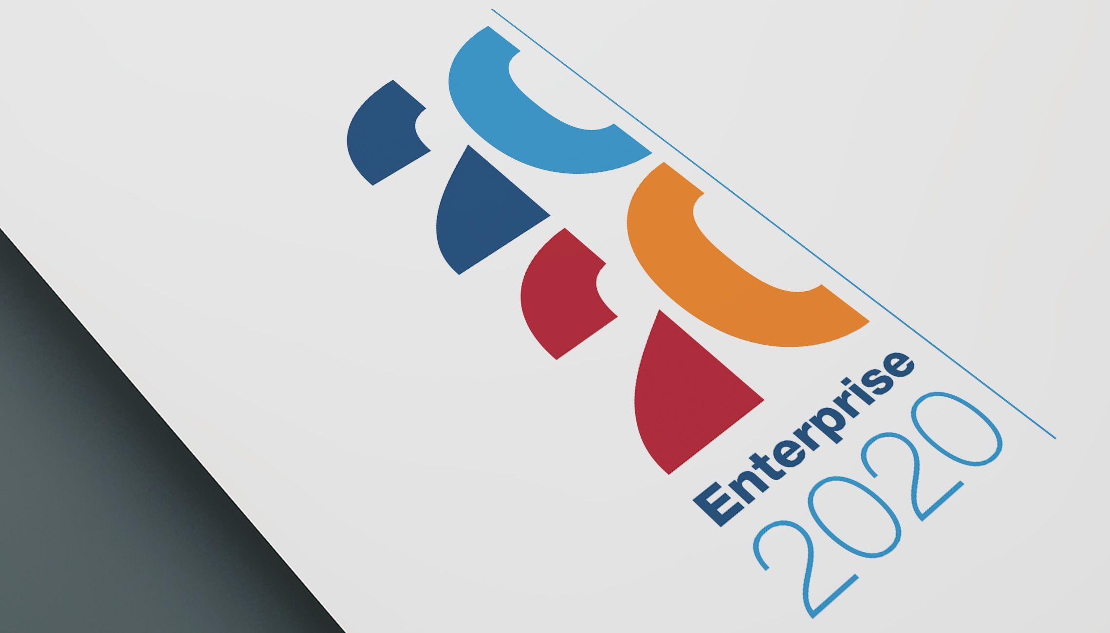 identity: Creation of Enterprise 2020 identity - image 1
