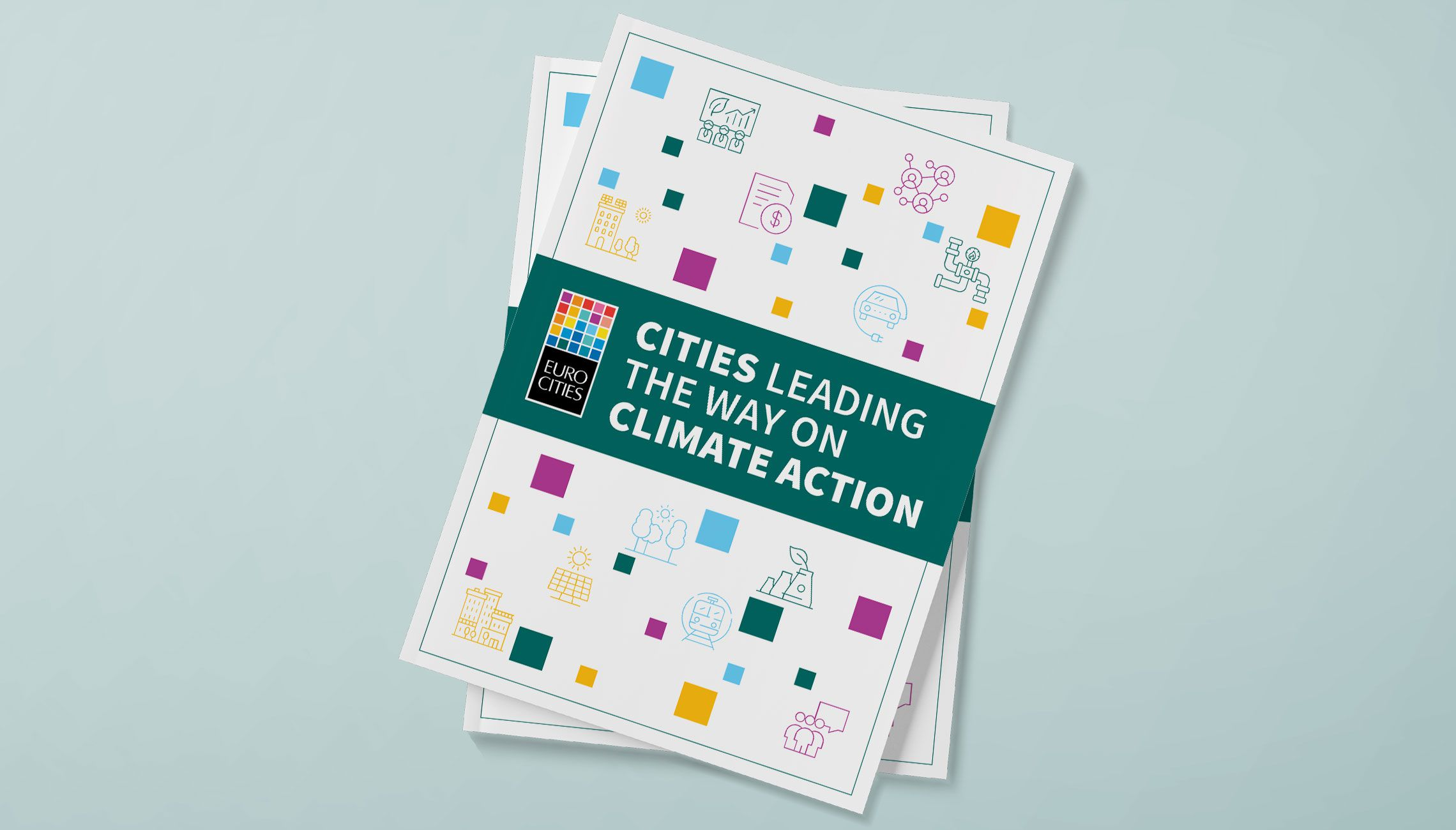 publication: Cities leading the way on climate action - image 1
