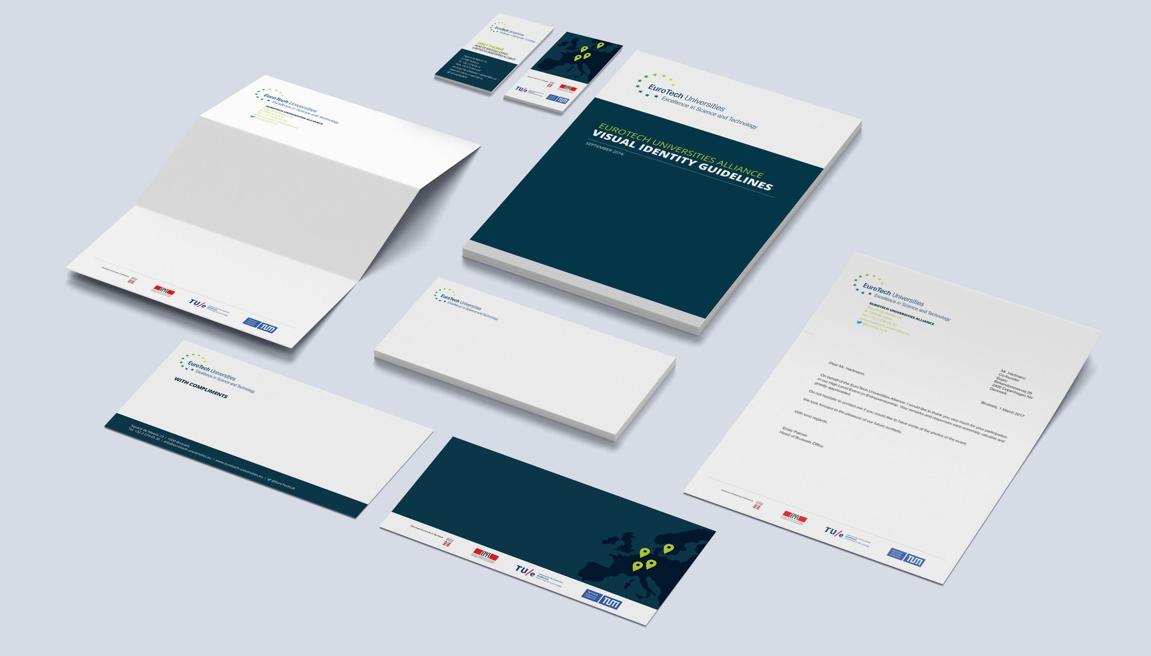 identity: Visual identity for Eurotech - image 1