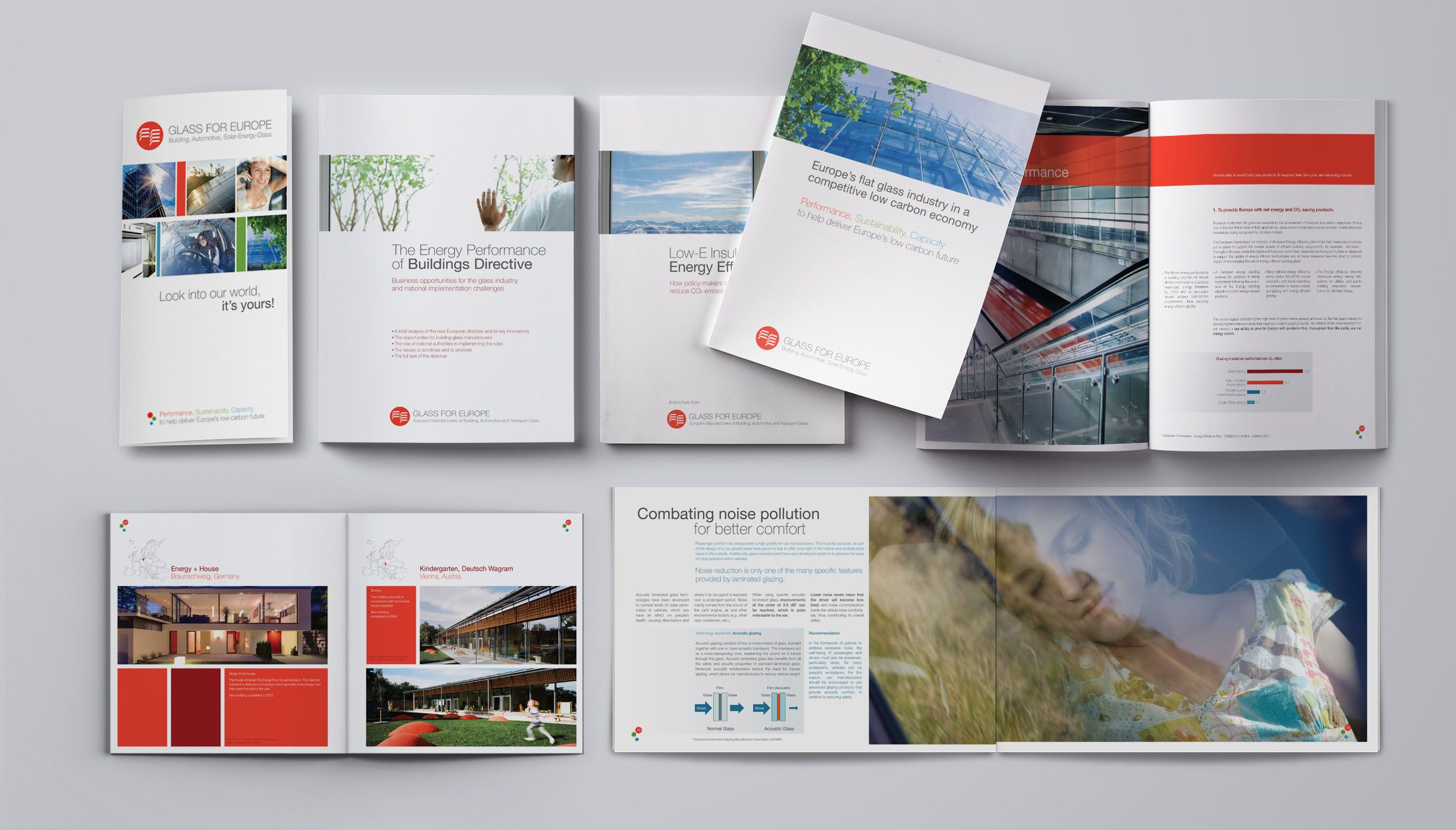 print: Series of brochures - image 1