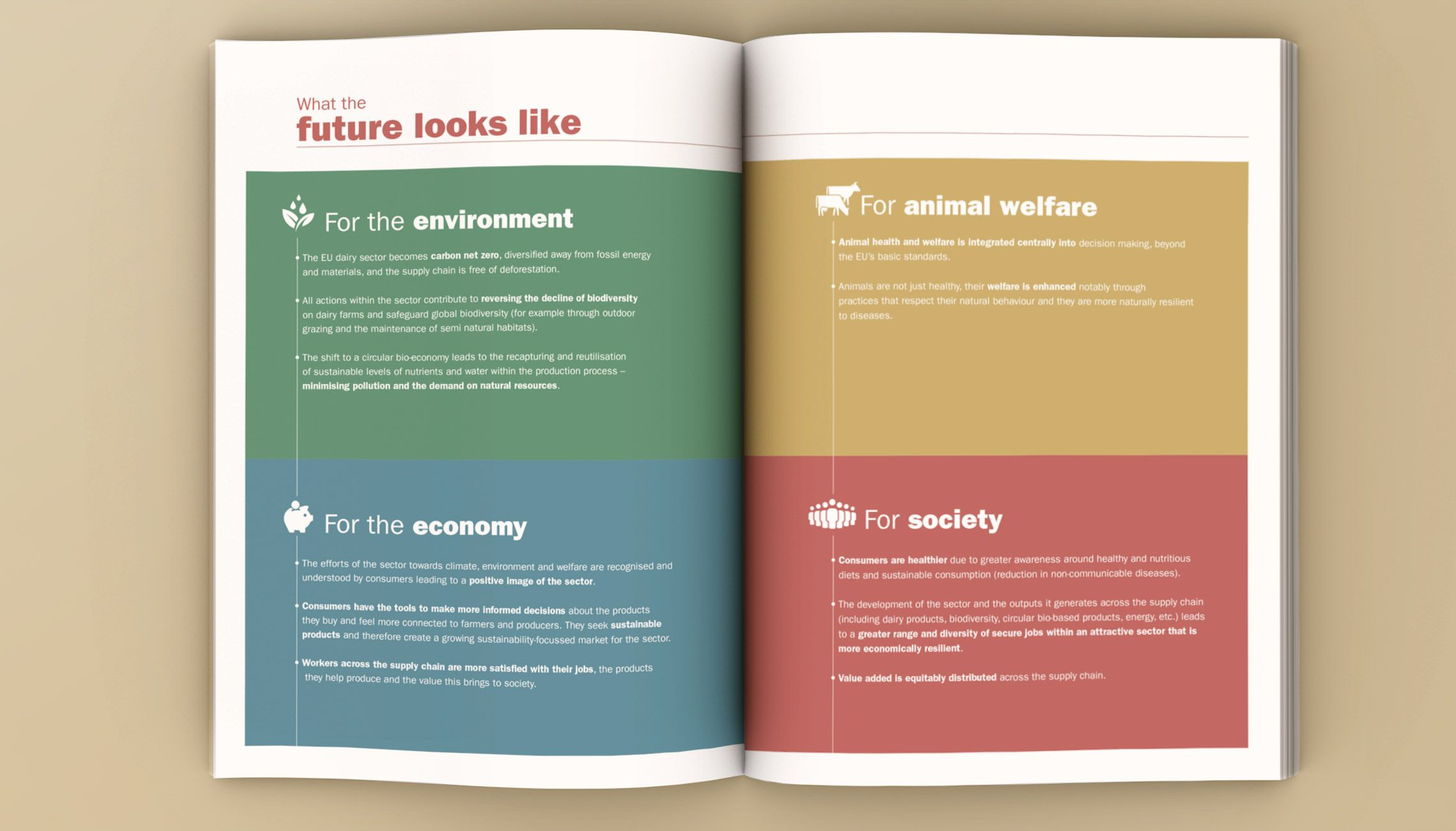 publication: Brochure Vision Diary Industry - image 3