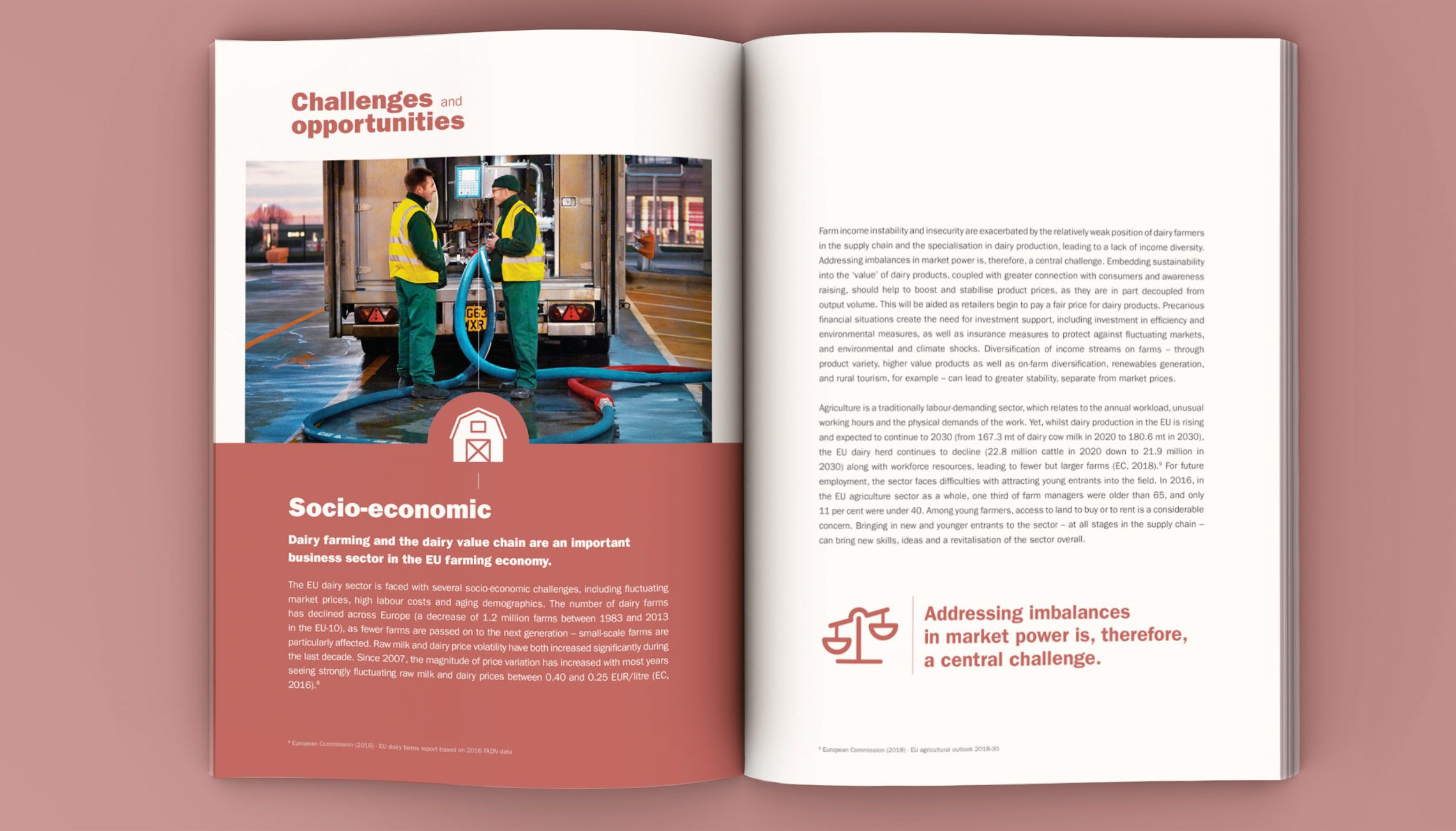 publication: Brochure Vision Diary Industry - image 2
