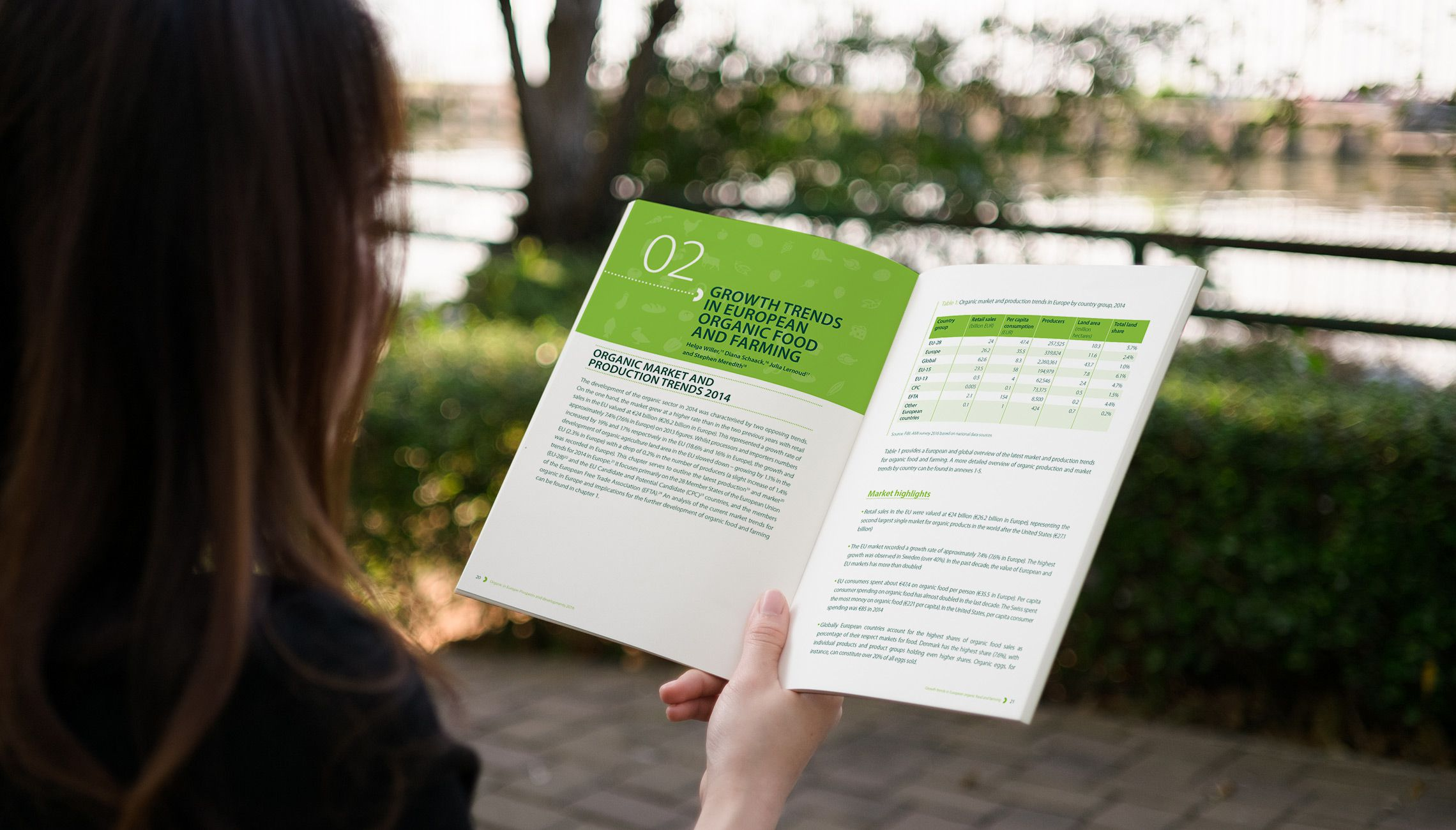 publication: Organic in Europe book.  - image 1