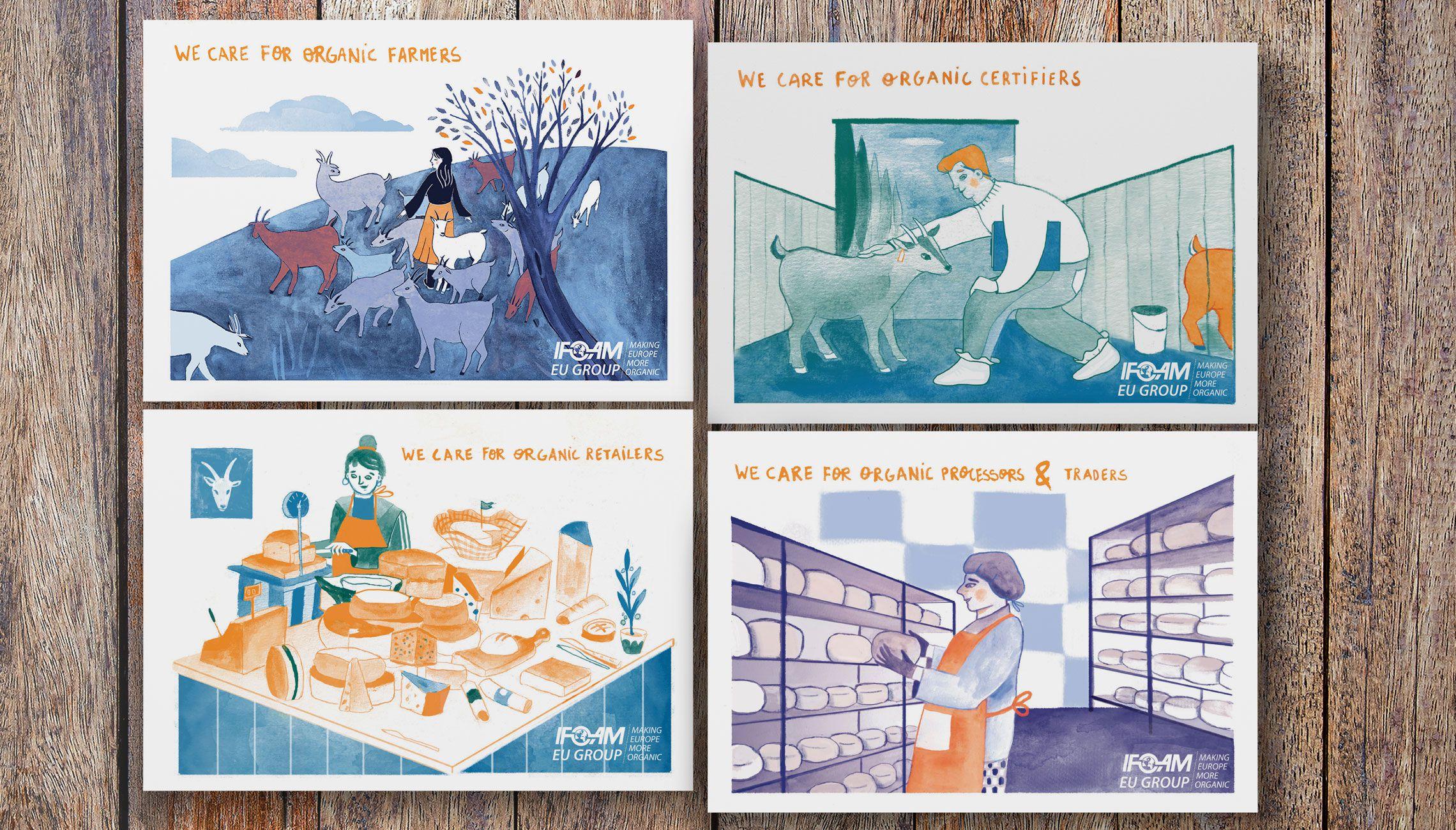 campaign: Membership postcards - image 1