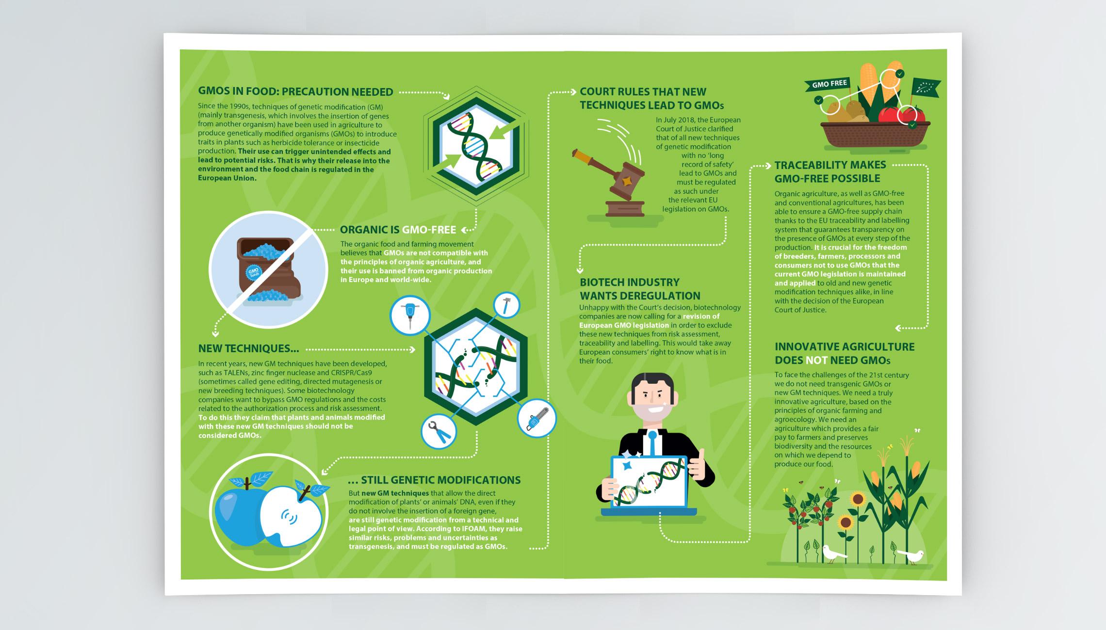 infographics: GMO infographic - image 2