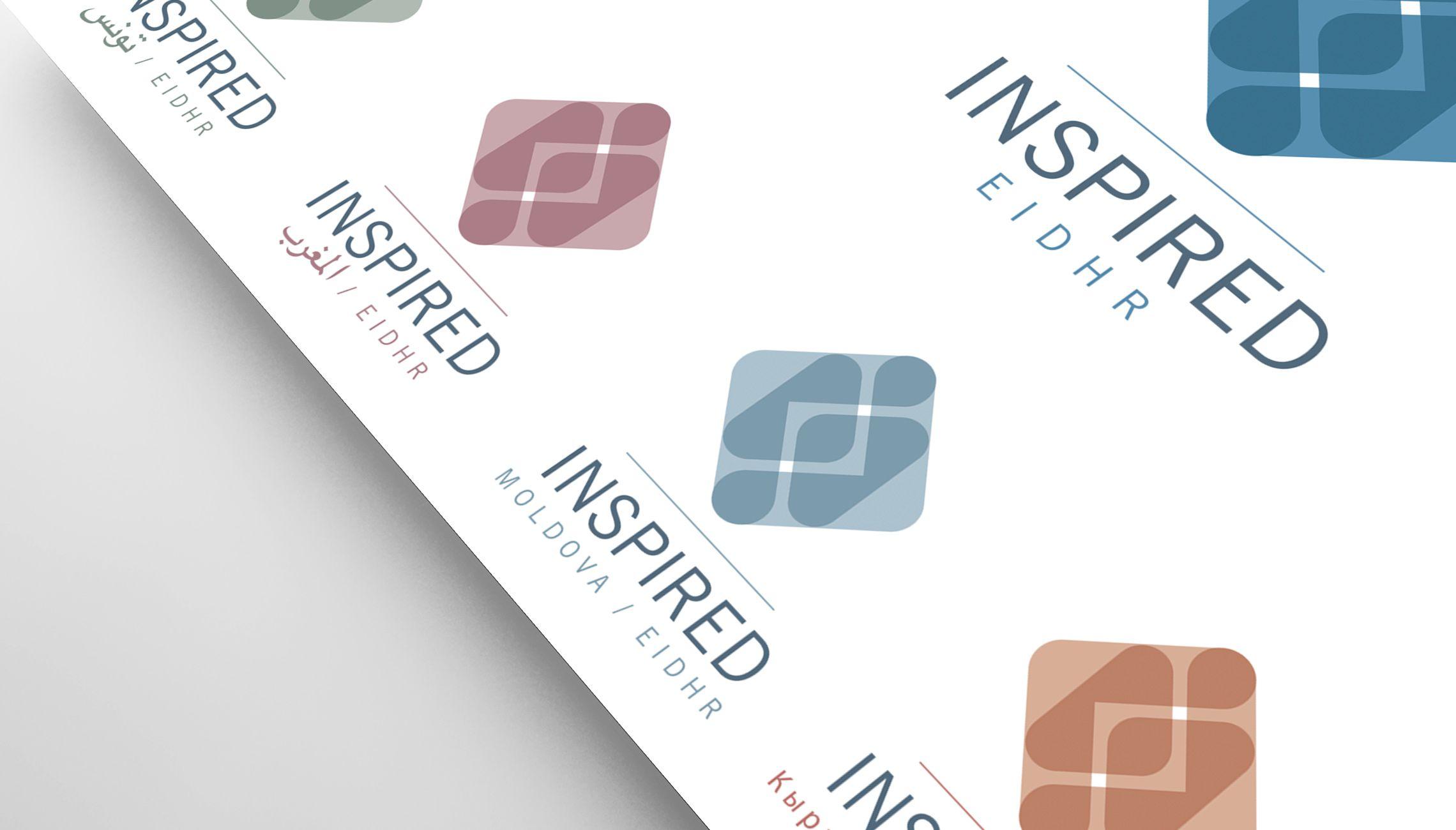 identity: INSPIRED identity design - image 1