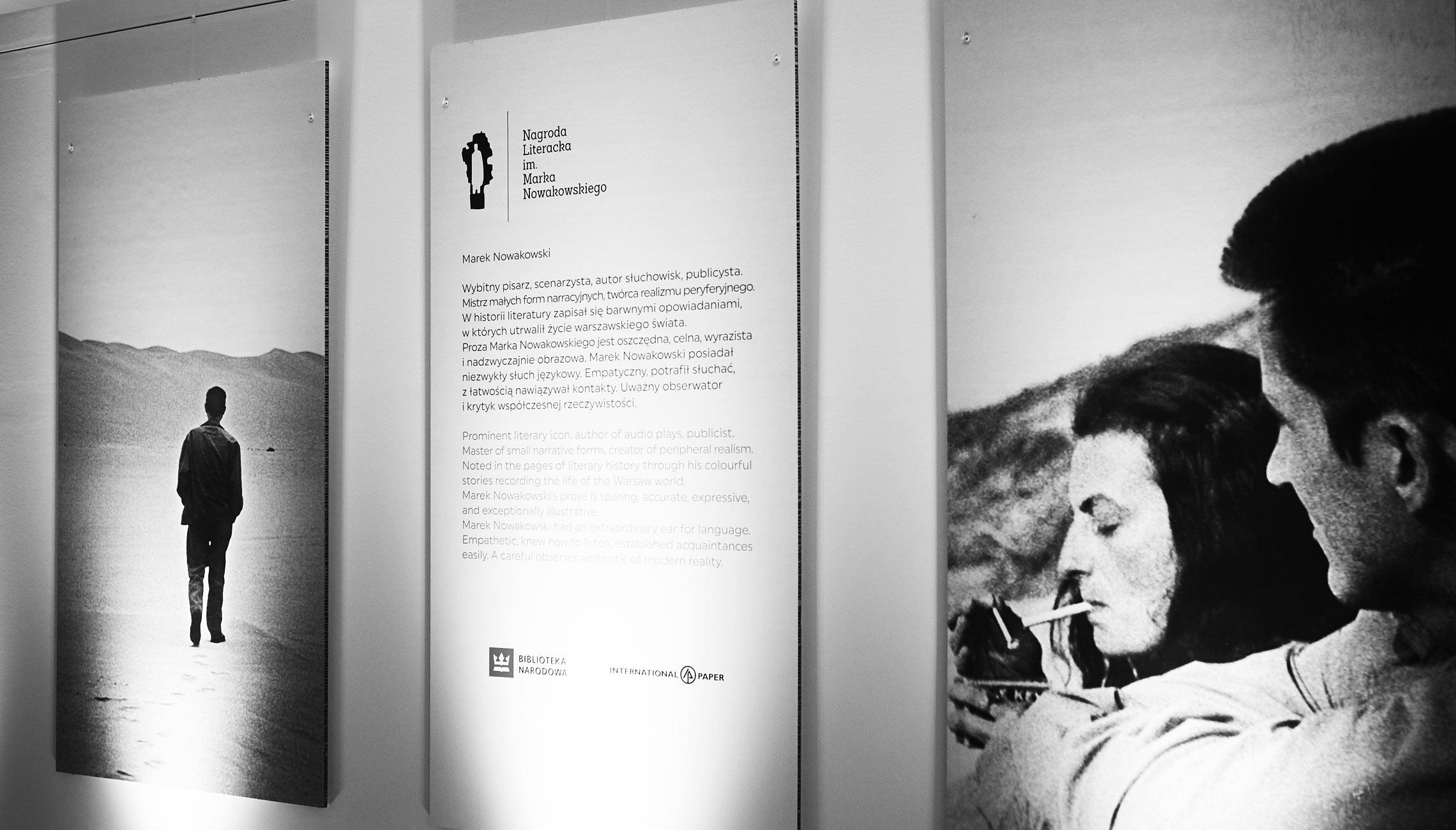 campaign: Literary Award Event Design - image 3